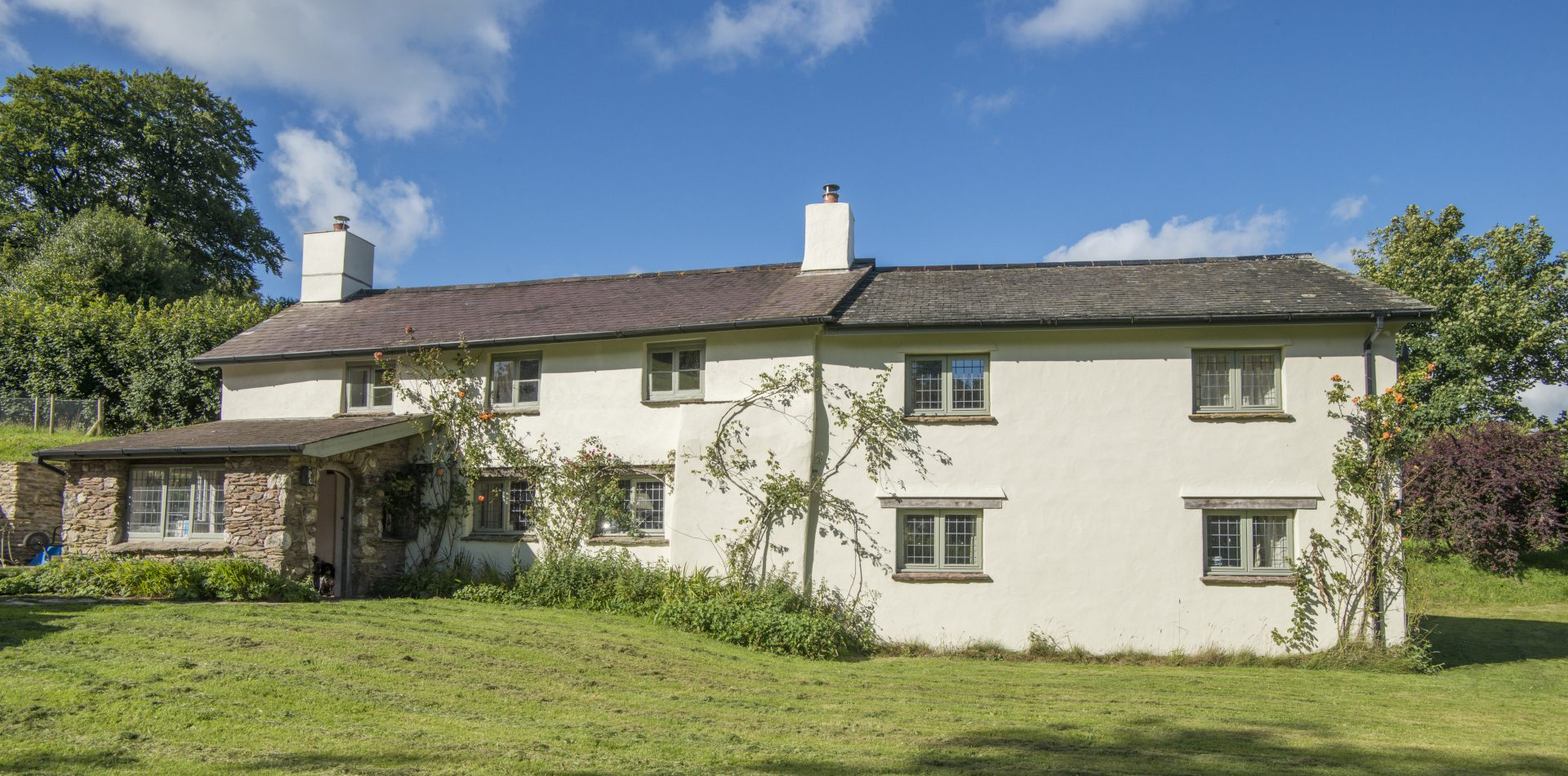 Middle Stolford Exmoor Holiday Cottage