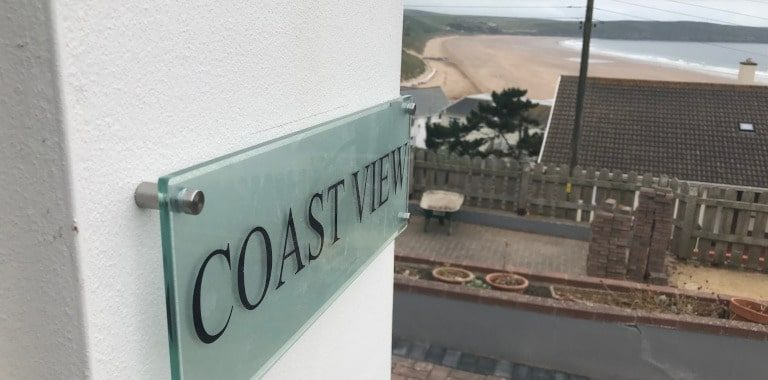 Coast View Holiday Let in Woolacombe